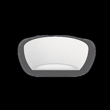 Εικόνα της Φωτιστικό Απλίκα Ideal Tonic AP1 Λευκή E14