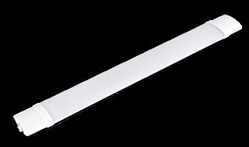 Εικόνα της Στεγανό φωτιστικό led 18w 6400K IP65 610mm Lambario