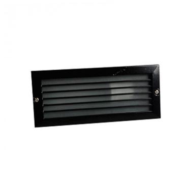 Εικόνα της Φωτιστικό Rl-20Α Αλουμίνιο Χωνευτό Με Περσίδες 40W Μαύρο
