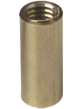 Εικόνα της evik Σύνδεσμος ένωσης βιδωτός για ατσαλίνες nylon O6mm