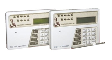 Εικόνα της Bs-114 Πληκτρολογιο Συναγερμου Μοναδα Ελεγχου Για Bs-116 24V Dc