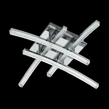 Εικόνα της LED-ΦΩΤΙΣΤΙΚΟ ΟΡΟΦΗΣ 450X450 ΧΡΩΜΕ/TRANSP. PERTINI