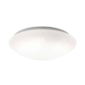Εικόνα της Πλαφονιέρα Λευκή D300 Disk Viokef