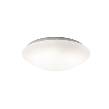 Εικόνα της Πλαφονιέρα Λευκή D160 Disk Viokef 4161900