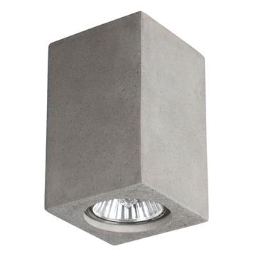 Εικόνα της Σποτ 70*70H Gu10 Concrete Phenix Viokef