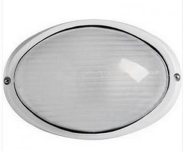 Εικόνα της Χελώνα αλουμινίου 2032S oval χωρίς σκέπαστρο IP54