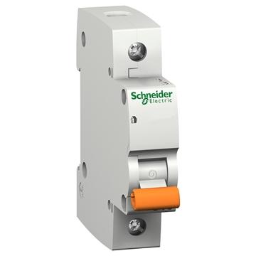 Εικόνα της Μικροαυτόματη Ασφάλεια Domae 1P 10A C 3kA Schneider