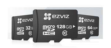 Εικόνα της CS-CMT-CARDT Ezviz Κάρτα Μνήμης Micro SD 16 GB CLASS 10