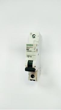 Εικόνα της Μικροαυτόματη ασφάλεια 4,5kA B 25A 1P Siemens