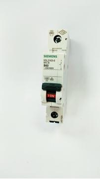 Εικόνα της Μικροαυτόματη ασφάλεια 4,5ΚΑ 63A 1P B Siemens