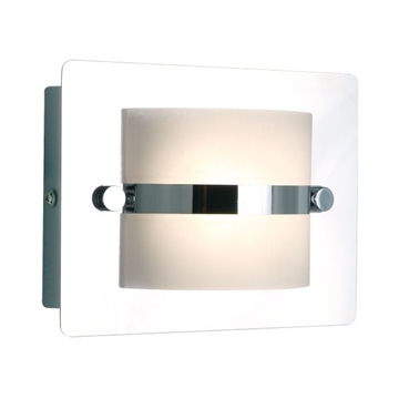 Εικόνα της Φωτιστικό Λουτρού Μονό LED 5W 4000K Χρώμιο