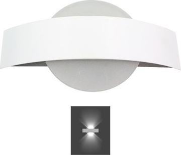 Εικόνα της Απλίκα Τοίχου Γραμμική LED 4W Λευκή