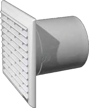Εικόνα της Εξαεριστήρας Vortice σειρά punto slim Ns 90/3.5' T