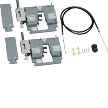 Εικόνα της Μηχνισμός Μηχανικής Μανδάλωσης X250 Hager