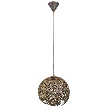 Εικόνα της Morocco 1/L Black-Bronze Φ25 Κρεμαστο
