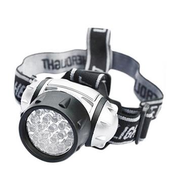 Εικόνα της Φακός Κεφαλής 21 LED 10 Watt GloboStar 06002
