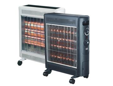 Εικόνα της IQ HT-1470 Θερμάστρα Χαλαζία 600W/1800W/2400W