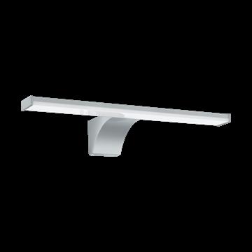 Εικόνα της Eglo LED Απλίκα Μπάνιου Χρωμιο Με Αισθητήρα 8W 710lm IP44 PANDELLA 2 Eglo