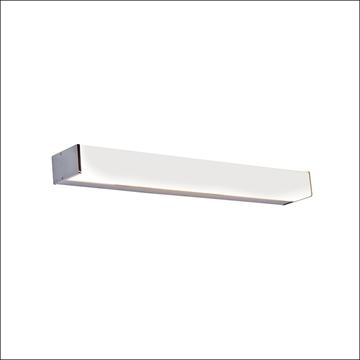 Εικόνα της Απλίκα LED Robin viokef 15W Μεταλλική Λευκή 3000K IP44