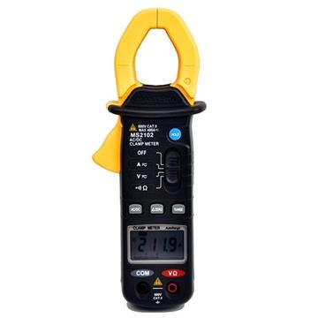 Εικόνα της Αμπεροτσιμπιδα Ψηφιακη Mini Ac/Dc Χαμηλων Ρευματων MASTECH MS2102