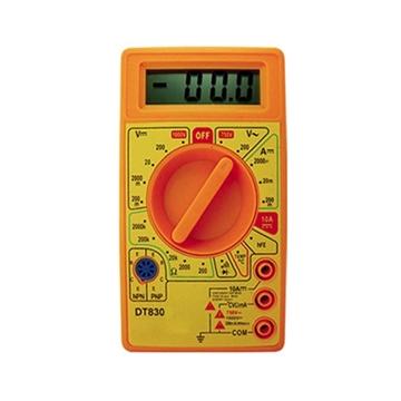 Εικόνα της Πολυμετρο Ψηφιακο Basic  Transistor Dt830B Hyi