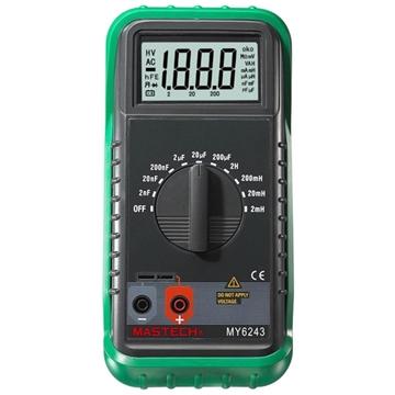 Εικόνα της Καπασιτομετρο - Πηνιομετρο Mastech MY6243