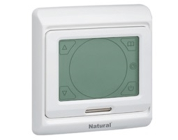 Εικόνα της Θερμοστατης Χωρου ΨηφιακοσΧωνευτοσNtl-528-DNal
