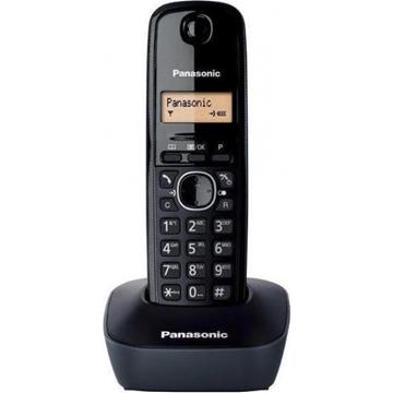 Εικόνα της Ασύρματο τηλέφωνο Panasonic KX-TG1611 Μαύρo