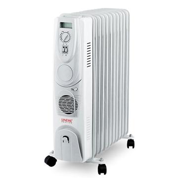 Εικόνα της Καλοριφέρ Λαδιού 11 Φέτες 2500W 3 Βαθμίδες Θέρμανσης Lineme
