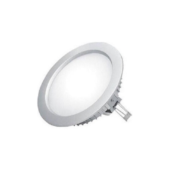 Εικόνα της Panel LED sas KOALA Mini 15w 3000k Στρογγυλό Ασημί
