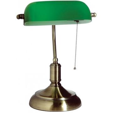 Εικόνα της Επιτραπέζιο φωτιστικό γραφείου (πορτατίφ) Οξυντέ Πράσινο HD 323 AB ARlight