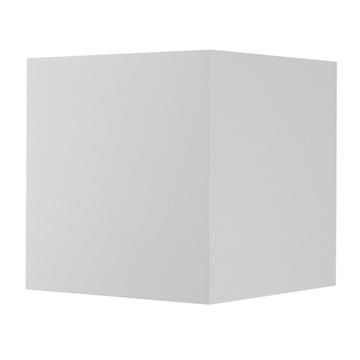 Εικόνα της LED Φωτιστικό Τοίχου Αρχιτεκτονικού Φωτισμού Λευκό Up Down με Ρυθμιζόμενες Μοίρες Φωτισμού 10-100° Θερμό Λευκό IP65 GloboStar 96