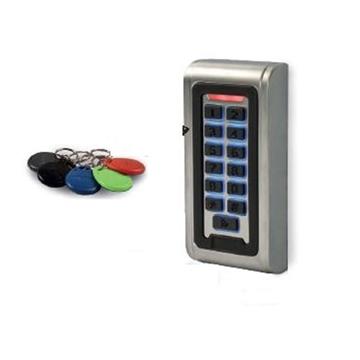 Εικόνα της Πληκτρολόγιο κλειδαριάς 130092 CODE ACCESS AAA0006 12VDC IP68