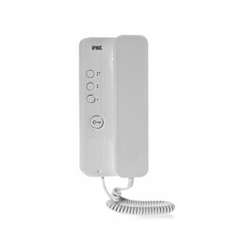 Εικόνα της Θυροτηλέφωνο αντικατάστασης 1150/1 με ακουστικό για συστήματα καλωδίωσης 4+Ν URMET