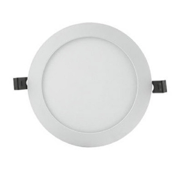 Εικόνα της Panel Led 18W Στρογγυλό Λευκό 6000Κ Χωνευτό Φ205mm Atman