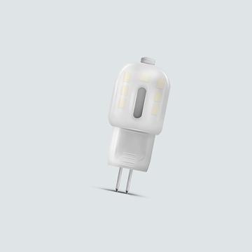Εικόνα της Λάμπα led G4 2w 360° 12V AC/DC 3000K Beghler