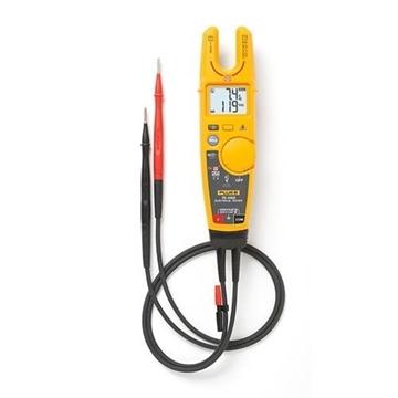 Εικόνα της Δοκιμαστικό-Ελεγκτής Ηλεκτρολογικών καλωδίων Τσιμπίδα 100κΩ - 200Α - 1000VAC/DC FLUKE