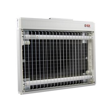 Εικόνα της Rt-70/Haccp Ηλεκτρικό Εντομοκτόνο Μίας Όψης με κολλητική επιφάνεια & HACCP 2x15W λάμπες κάλυψη 40τμ