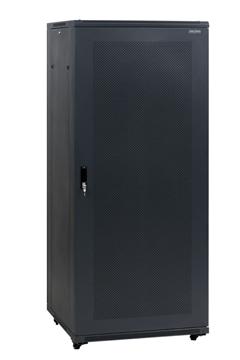 """Εικόνα της SERVER RACK 19"""" με 2 διάτρητες πόρτες (Πλ.600mm X Bαθ.600mm) 27U"""