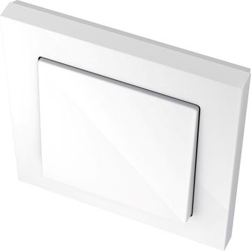 Εικόνα της Merten M-Plan πλακίδιο διακόπτη/μπουτόν Λευκό