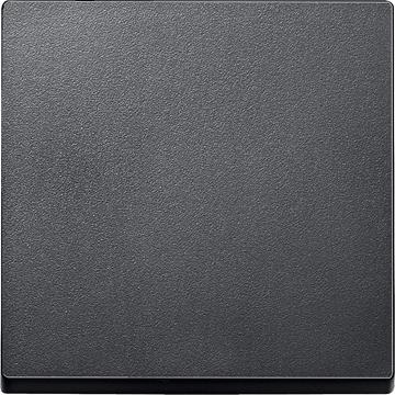 Εικόνα της Merten M-Plan πλακίδιο διακόπτη/μπουτόν Ανθρακί