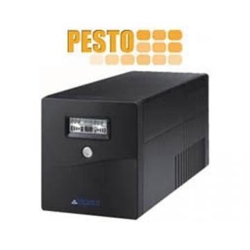 Εικόνα της Ups Line Interactive 1500Va Τροποποιημενου Ημιτονου La-Vst-1500 Lcd Bk Voltronic