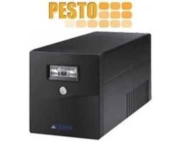 Εικόνα της Ups Line Interactive 2000Va Τροποποιημενου Ημιτονου La-Vst-2000 Lcd Bk Voltronic