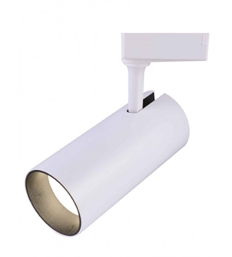 Εικόνα της Σποτ Ράγας LED Λευκό 30W 2400Lm 3000K Lambario