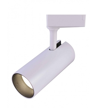 Εικόνα της Σποτ Ράγας LED Λευκό 20W 1600Lm 4000K Lambario
