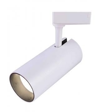 Εικόνα της Σποτ Ράγας LED Λευκό 30W 2400Lm 4000K Lambario