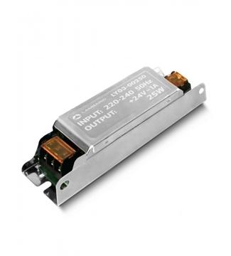 Εικόνα της Τροφοδοτικό Ανοικτού Τύπου LED 25W IP20 24VDC Lambario