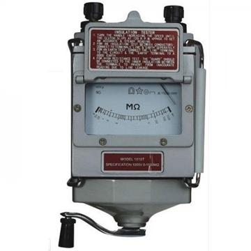 Εικόνα της Αναλογικός μετρητής μόνωσης Megger 5000V/5000MΩ MS5355