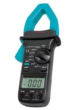 Εικόνα της Αμπεροτσιμπίδα Ψηφιακή EM204 mini LCD οθόνη, Data Hold