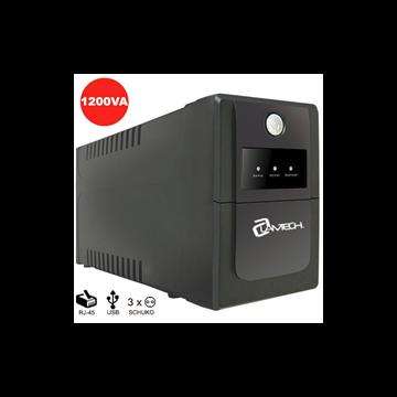 Εικόνα της UPS WITH AVR , CPU 1200VA